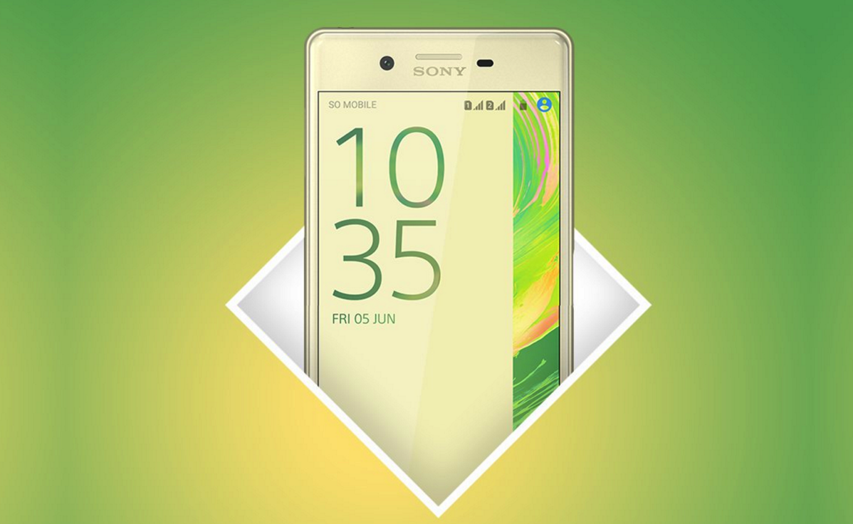 Xperia X performanceでFlashサイト(ゲーム)を表示